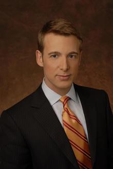 Ben Tracy, CBS News correspondent