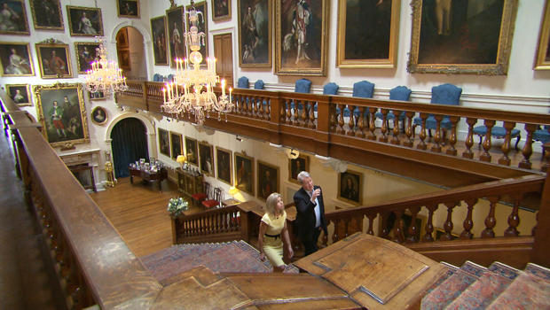 Charles Spencer on Diana, Althorp and the death of kings - CBS News