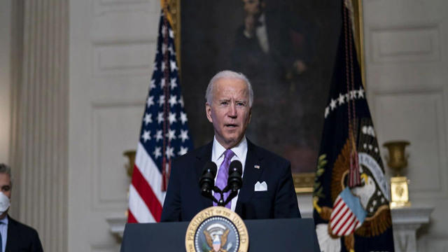 Biden releases first slate of judicial nominees: White House