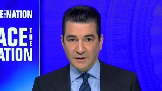 Gottlieb says downward trend in virus infections