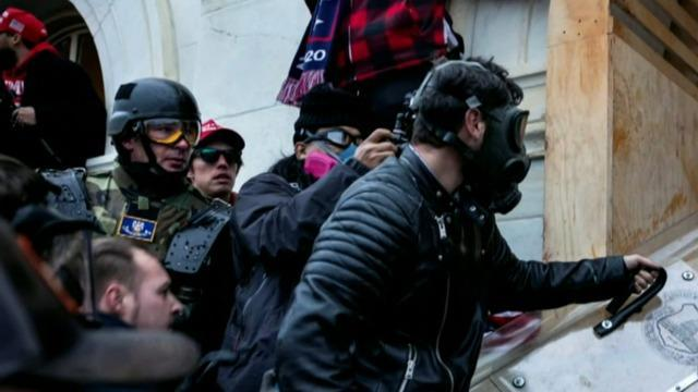 Over 300 charged so far: What we know about the Capitol riot arrests