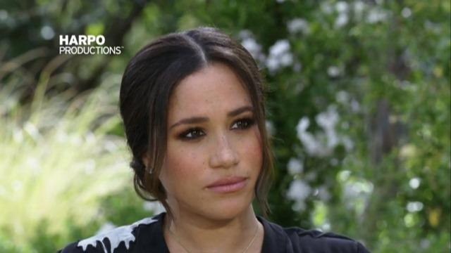 Meghan says father speaking to U.K. tabloids was