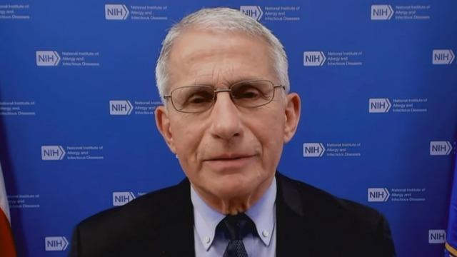 Fauci: Kids should be encouraged to get vaccine