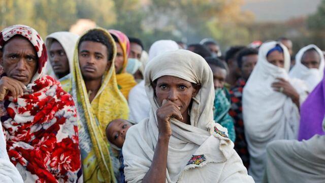 Humanitarian crisis in Ethiopia's Tigray at