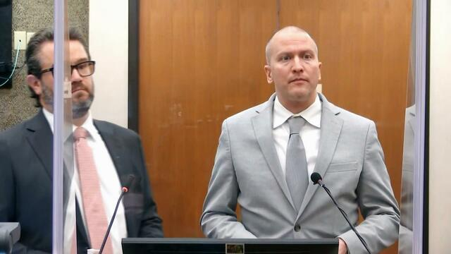 Derek Chauvin appeals his conviction in George Floyd's death