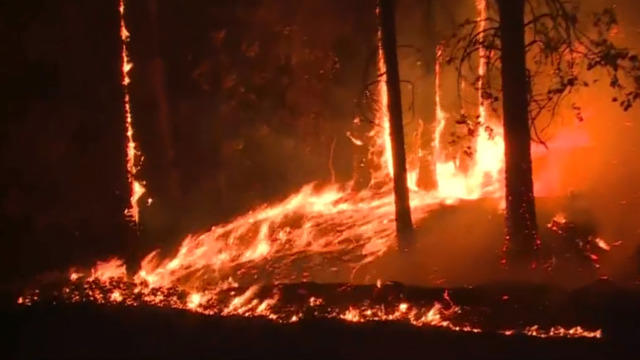 Growing Caldor Fire prompts evacuation orders in California