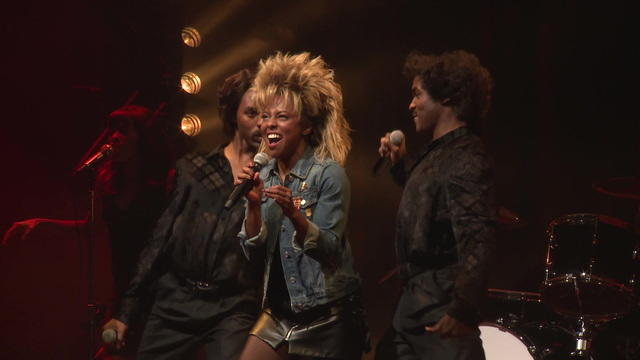 How Adrienne Warren becomes Tina Turner on stage