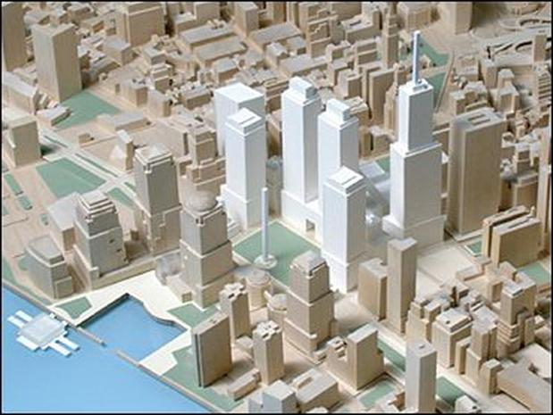 World Trade Center Proposal