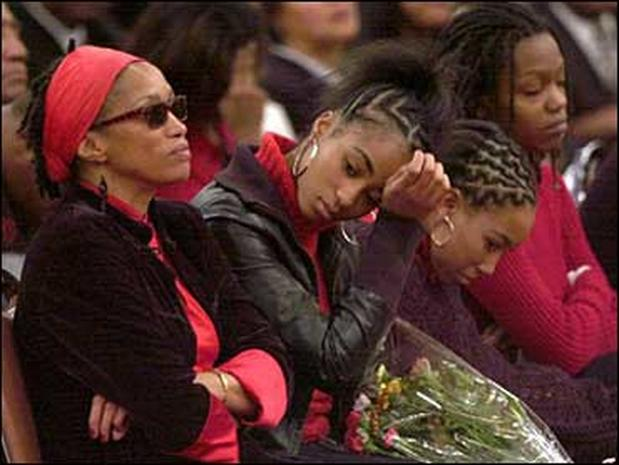 Mourning The Victims