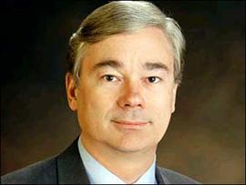 Barry Petersen, CBS News Correspondent