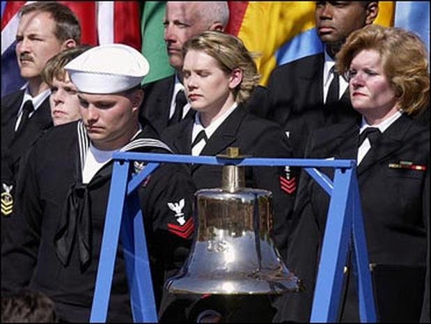 Remembering The Crew