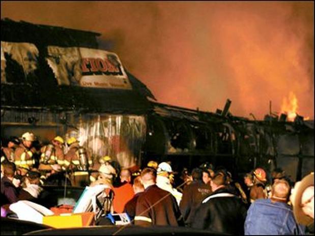 Deadly Nightclub Fire