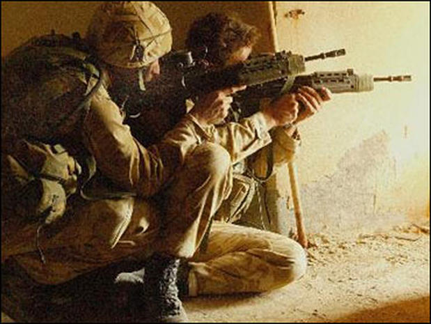 Images Of War: The Ground War