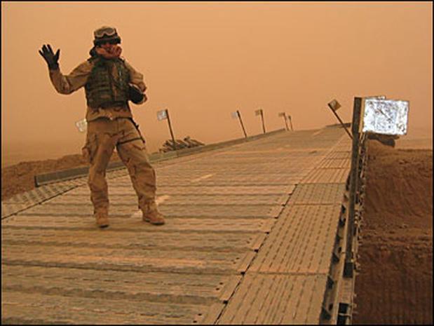 Road To Baghdad