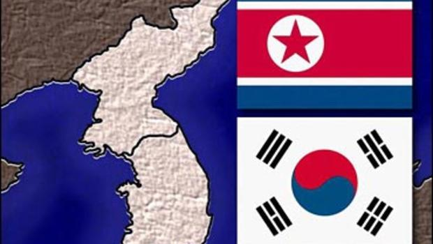 North Korean War Flag