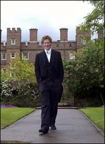 Harry At Eton