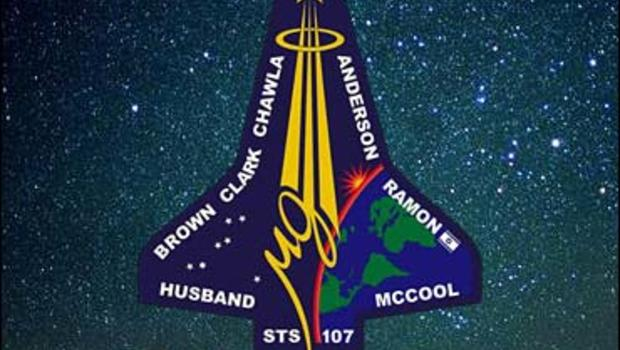 space shuttle columbia mission patch - photo #4