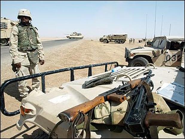 Iraq Photos: Aug. 11 - Aug. 17