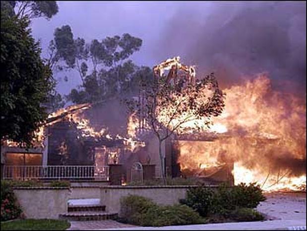 October Fires