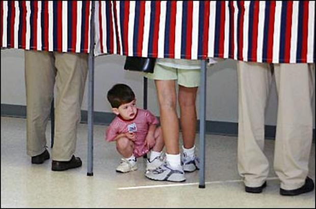 Election Day, 2003