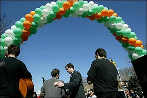 St. Patty's Day 2004