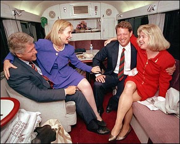The Clinton Presidency: Highlights