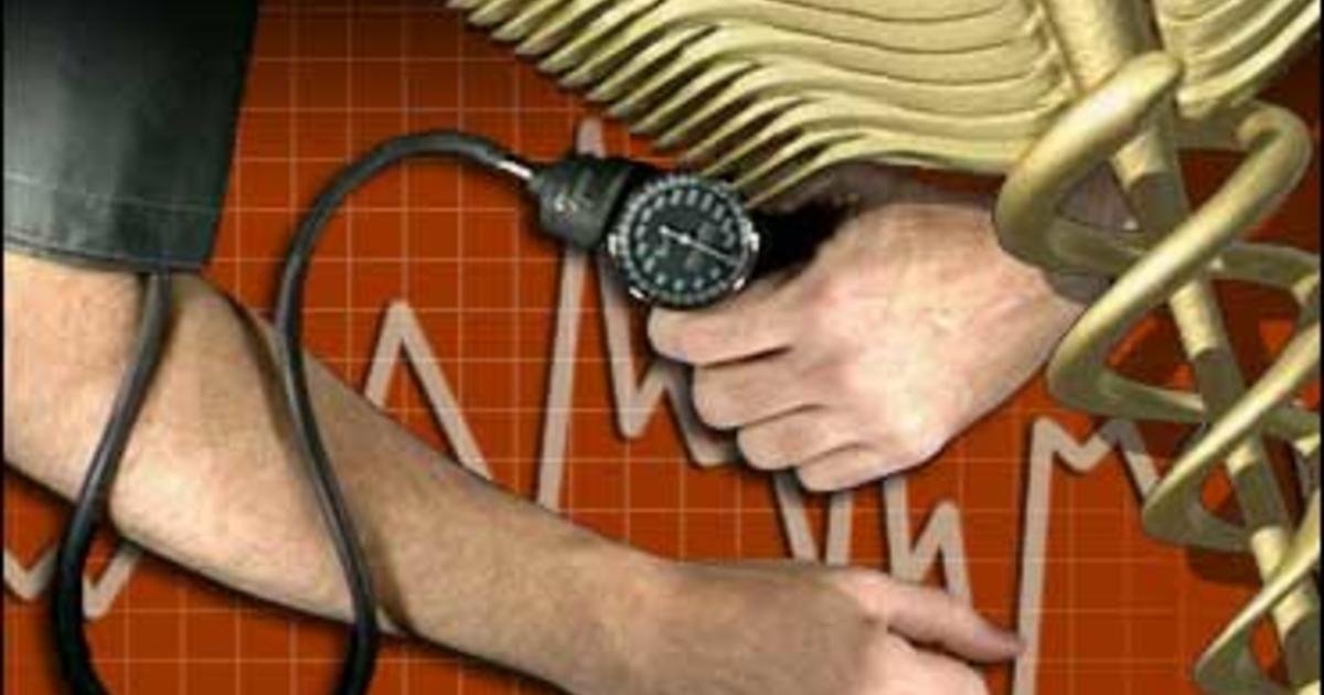 Lowering blood pressure without drugs cbs news