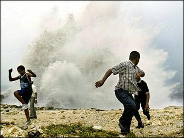 Grenada Ivan Caribbean Pictures Cbs News