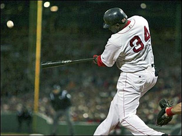 2004 World Series Game One