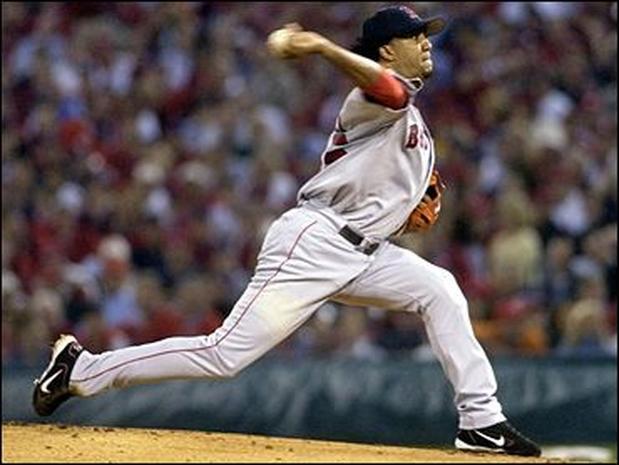 2004 World Series Game Three