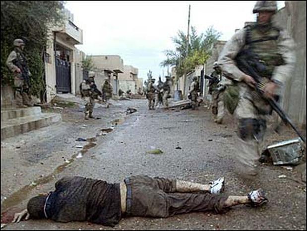 Showdown in Fallujah