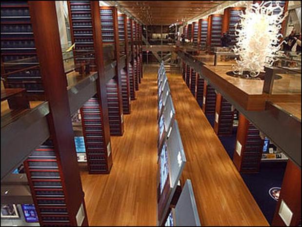 Clinton Library Photoessay