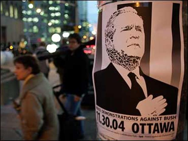 Bush In Canada