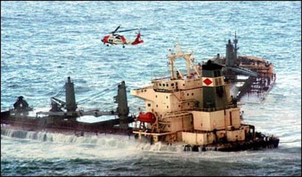 Alaskan Oil Spill