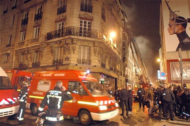 Deadly Paris Hotel Fire