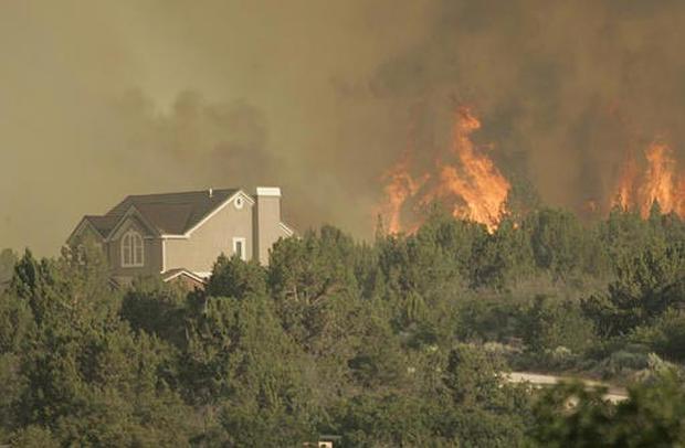 Wildfires: June 27
