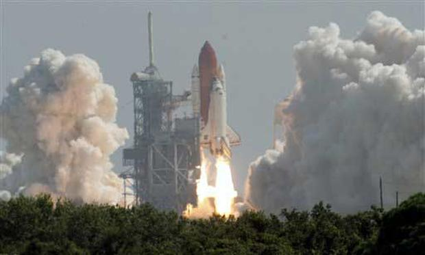 Discovery Mission Launch: STS-114