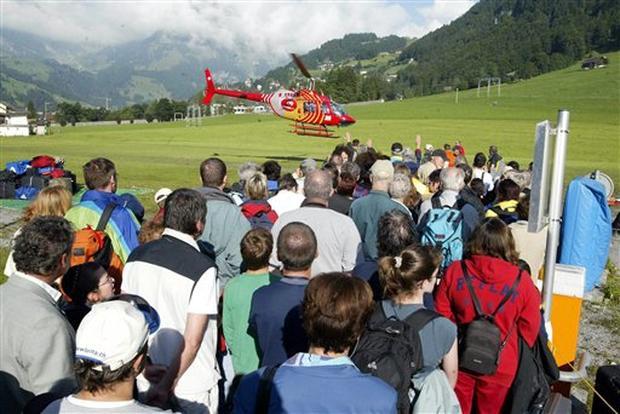 Switzerland Floods