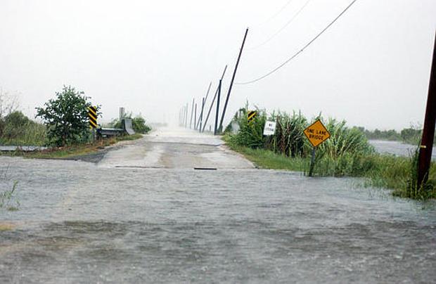 Cornered By Katrina
