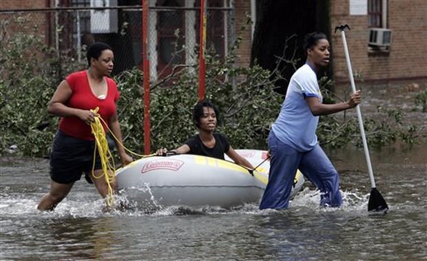 Katrina: New Orleans
