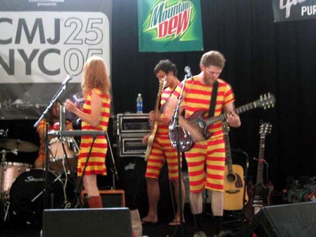 2005 CMJ Music Marathon