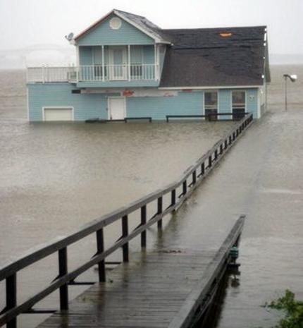 Hurricane Rita: Louisiana