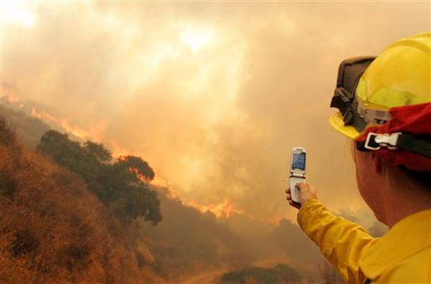 So. Cal Wildfires: Sept. 29-Oct. 5
