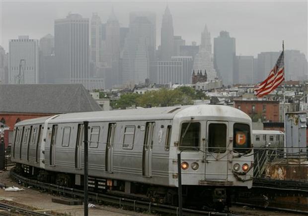 N.Y. Subway Threat