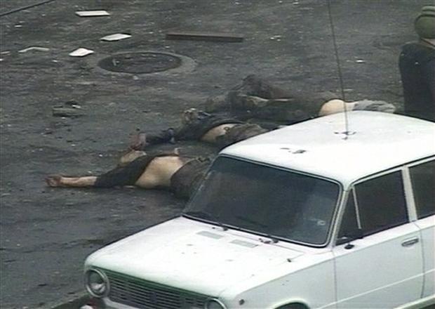 Russia Rebels Attack