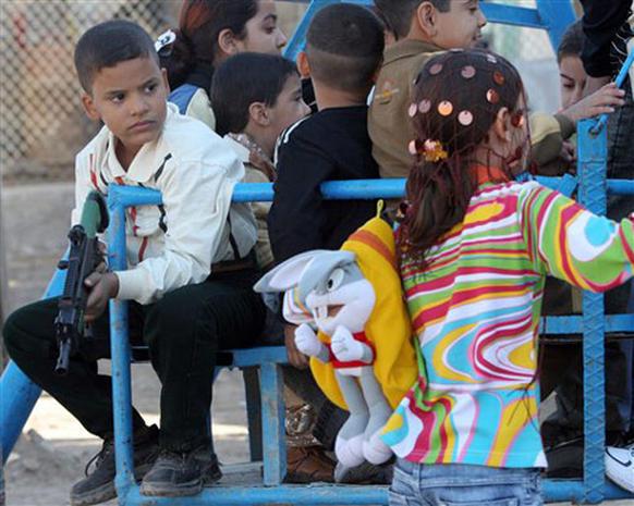 Iraq: The Last 12 Months