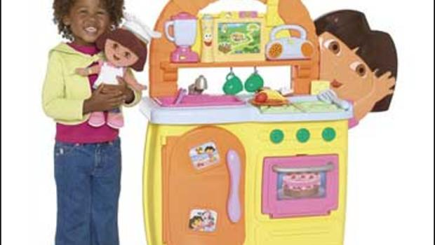 Dora The Explorer Kitchen Set Toys R Us