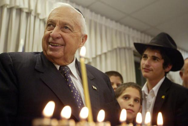 Ariel Sharon 1928-2014
