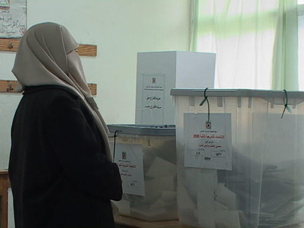 Palestinian Elections