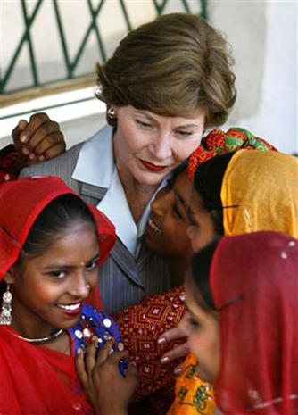 First Lady's Visits
